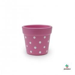 Maceta Petite Dots Rosa...