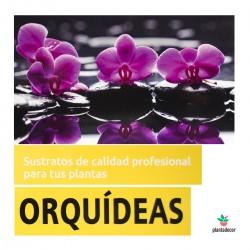 Sustrato Orquídeas