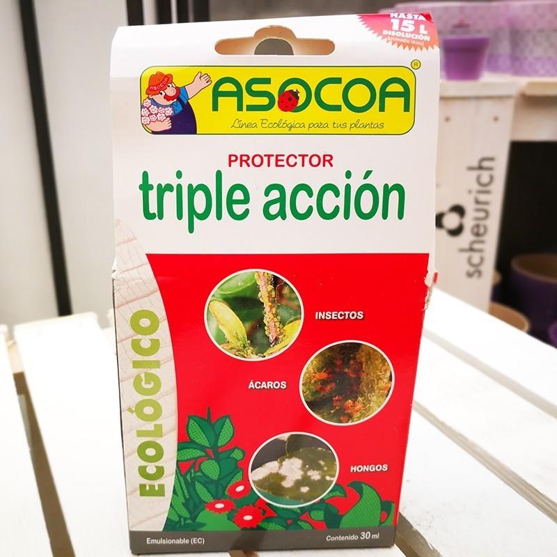 Protector Triple Acción Ecológico