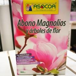 Abono Magnolias