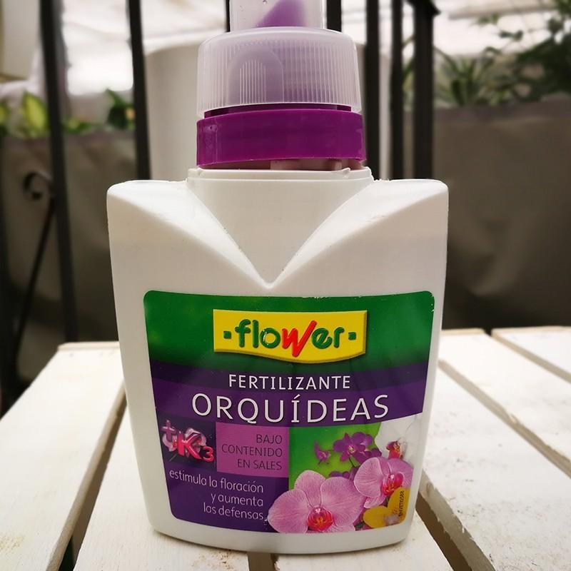 Fertilizante de Orquídeas