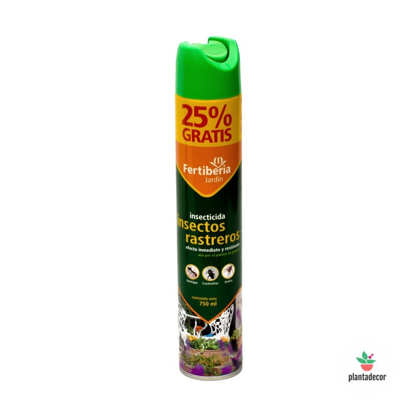 Insecticida Insectos Rastreros