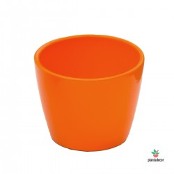 Maceta Basic Naranja