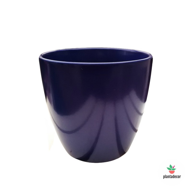 Maceta Cache Pot Royal Blue