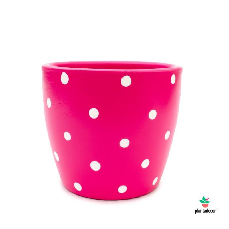 Maceta Dots (Variedad de colores)