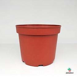 Maceta de plástico de 17cm