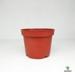 Maceta de plástico de 10,5cm