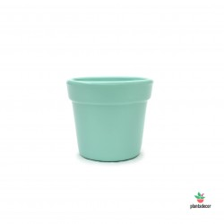 Maceta Petite Verde Agua
