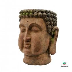 Macetero Buda envejecido