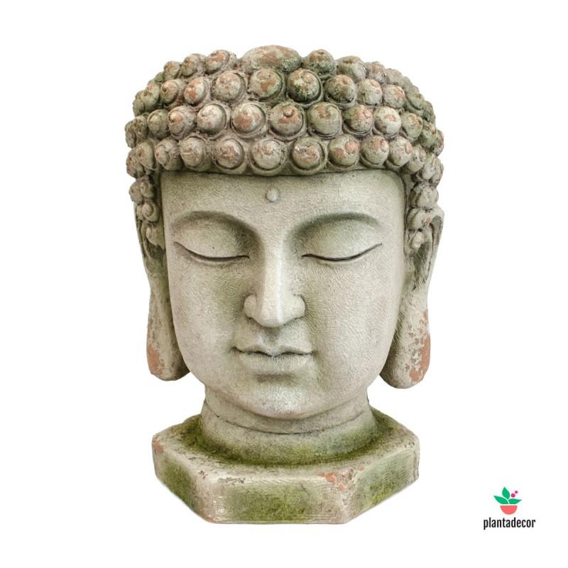 Macetero Buda XXL imitación piedra