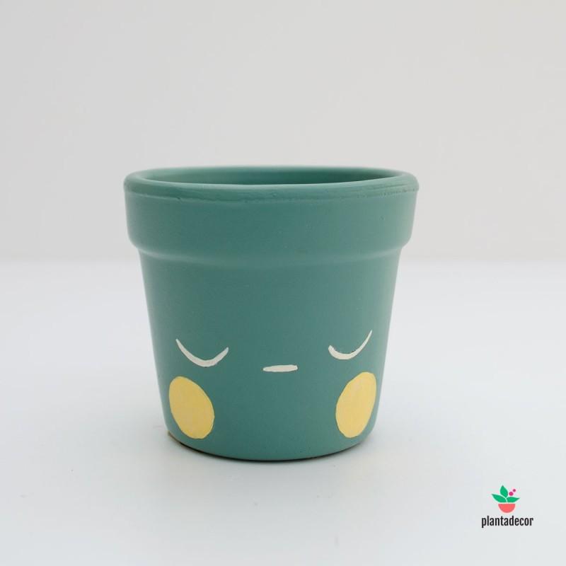 Maceta Caractus Ohm Verde