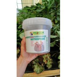 Humus ecológico Vermicompost