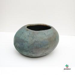 Macetero Stone Aqua